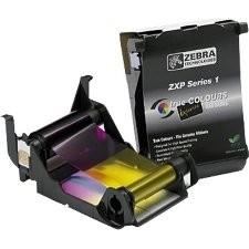 Zebra Druckerband Farbe